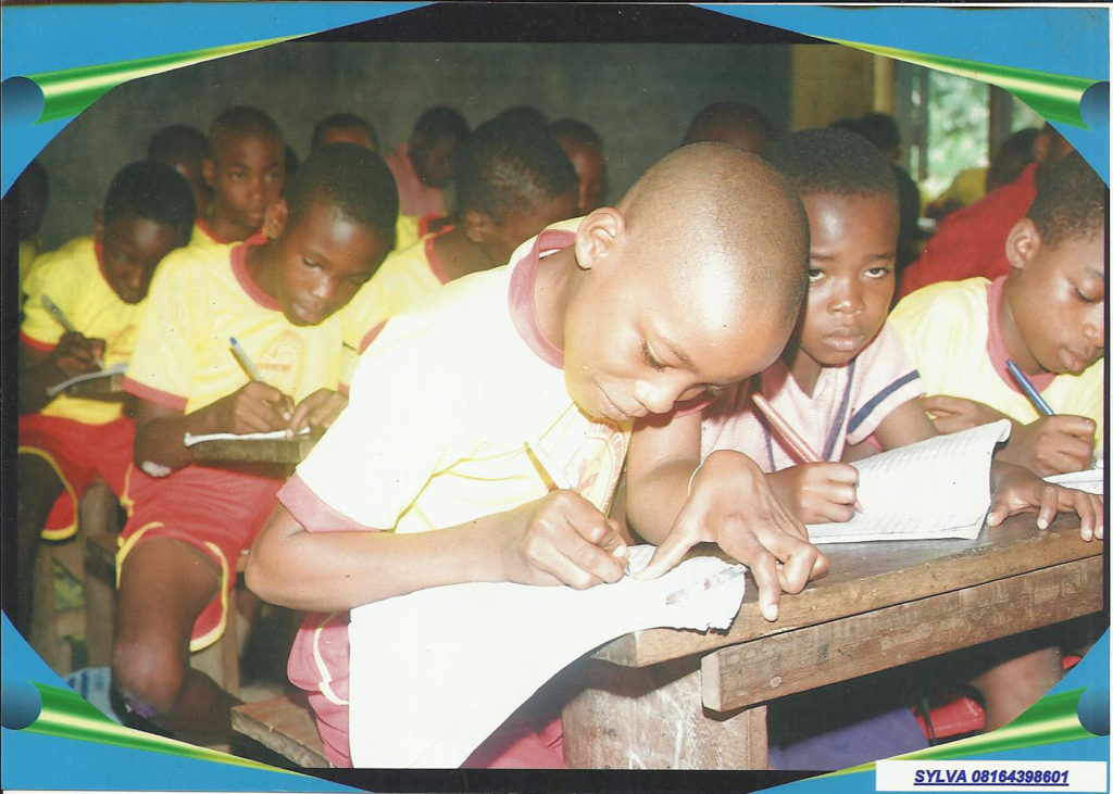 Subject Test at Bishop Anayochuku Iloputaife Christian School and Orphanage