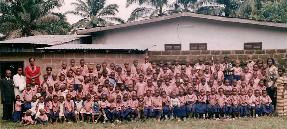Bishop Anayochuku Iloputaife Christian School and Orphanage, Inyi, Nigeria