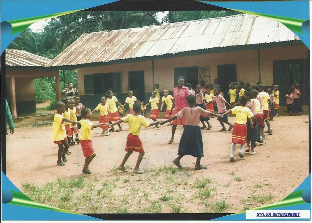 Physical Education at Bishop Anayochuku Iloputaife Christian School and Orphanage